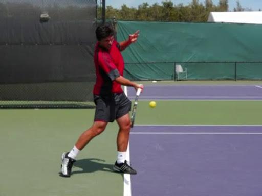 Tennis equipment